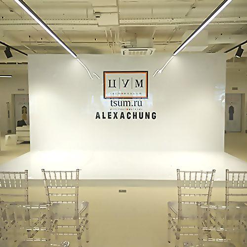 Public talk с моделью и дизайнером Алексой Чанг