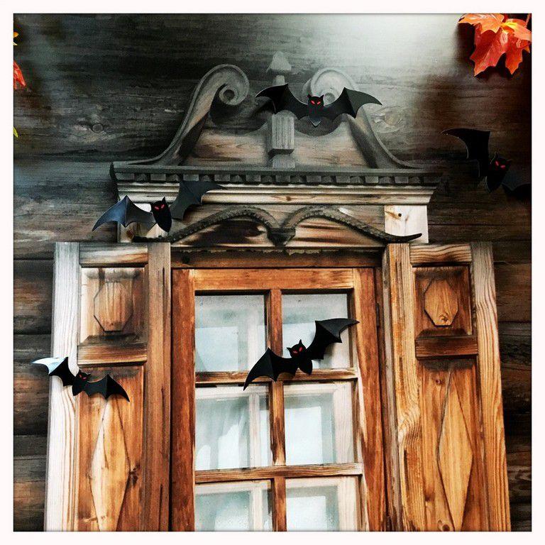 фотозона на хэллоуин в Москве