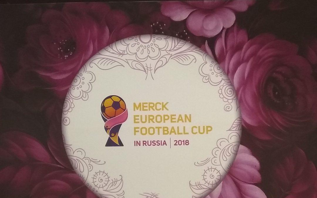 Мероприятие компании MERCK